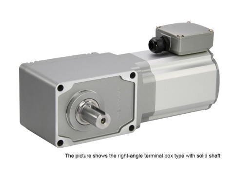 K2S Series - High Efficiency 3 Phase AC Induction Motors
