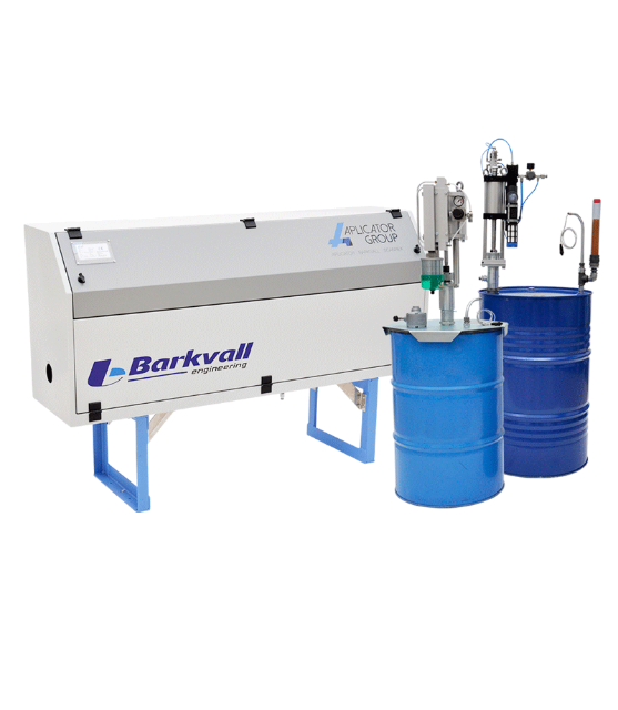 2 Component Adhesive Metering, Mixing and dispensing systems