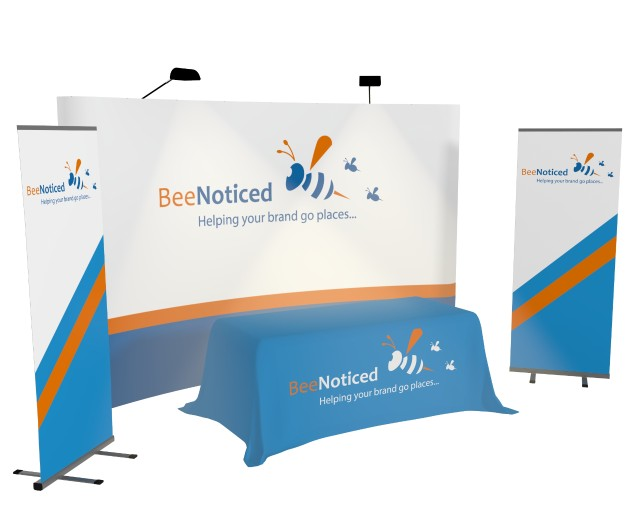 Outdoor Exhibition Stands and Displays