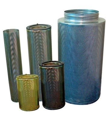 Inline Filters for Air Purification and Odour Control in Inline Ductwork Projects