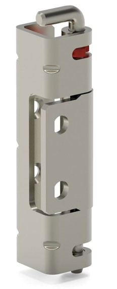 New from Essentra Components – stainless steel concealed hinge for prominent enclosure doors
