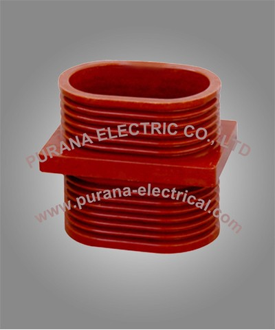 12kV Medium Voltage Through Wall Bushing