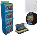 Scalextric Merchandising Material POS Display