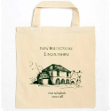 LOW COST CALICO FLAT BAG PRINTED ONE COLOUR