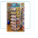 Free Standing Point of Purchase Displays