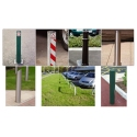 MANUAL & FIXED BOLLARDS by ACCESS