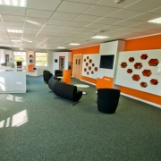 Marketing Suite Interior Design & Fit out
