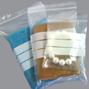 Clear Grip Seal Polythene bags