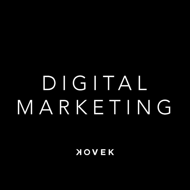 Digital Marketing by Kovek