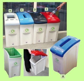 HiStyle Recycle Bins
