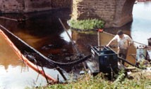 Oil Pollution Containment