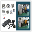 Aluminum die casting department