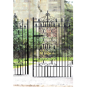 Traditional Wrought Iron Driveway Gates