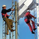 GlideLoc Ladder Access Fall Arrest System