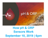 How pH and ORP Sensors Work: Principles and Practice in Water Quality Monitoring Webinar