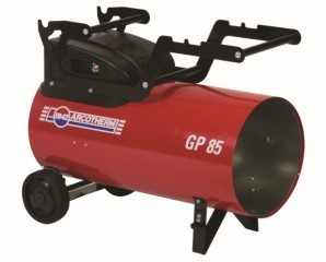 Direct Fired Gas Heaters