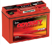 High Power Batteries