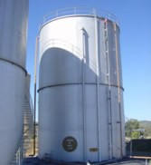Storage Tank Inspection