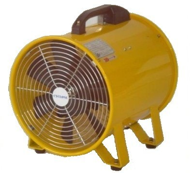 Confined Space Ventilator