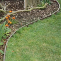 Recycled Plastic Edging