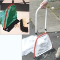 Sweep-In Bag Holders