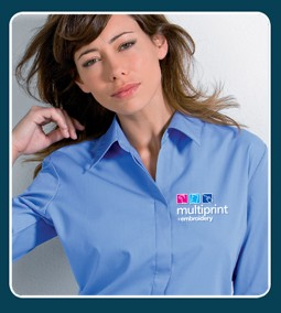 Office blouse - Ladies