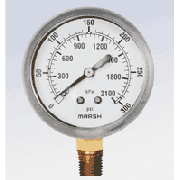 Pressure Instruments and Gauges