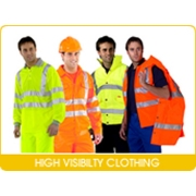 Hi Visibility Vest and Jackets