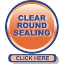 Clear Round Sealing Labels