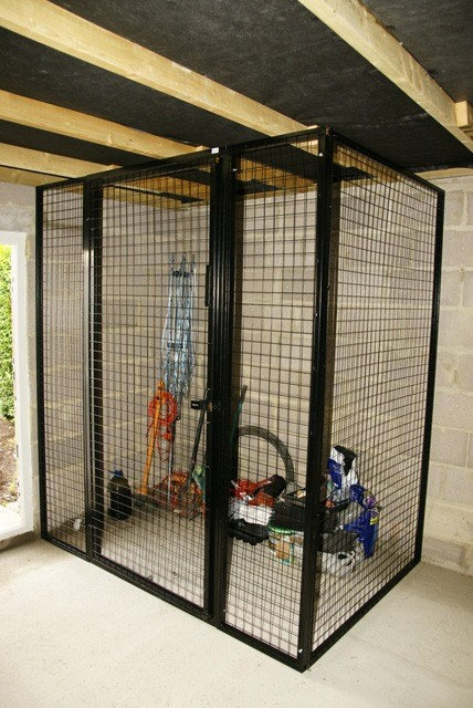 Bespoke Equipment and Security Gas Cages
