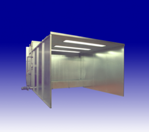 Spray Booths and Filters