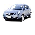 Vauxhall Corsa 1.4 Hatchback (Manual & Automatic)
