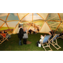 Geodesic Dome Hire