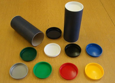 Plastic Carton Handles and Plastic Tube End Plugs