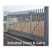 Commercial Security Gates and Railings