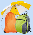 Bags and Umbrellas
