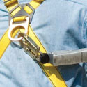 Fall Arrest Equipment, Safety Harnesses and Lanyards