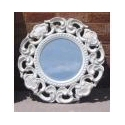 Mirrors by Colour: WHITE & IVORY