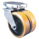 2ST-2FT Series Fabricated Steel Castors