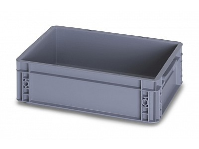 Stacking Plastic Boxes & Stackable Plastic Containers