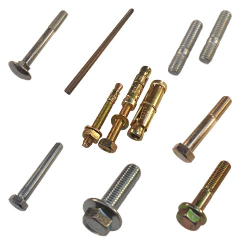 Threaded Products - Bolts, Studding and Fixings