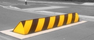 Road Blockers | Rising Kerbs | Rising Steps