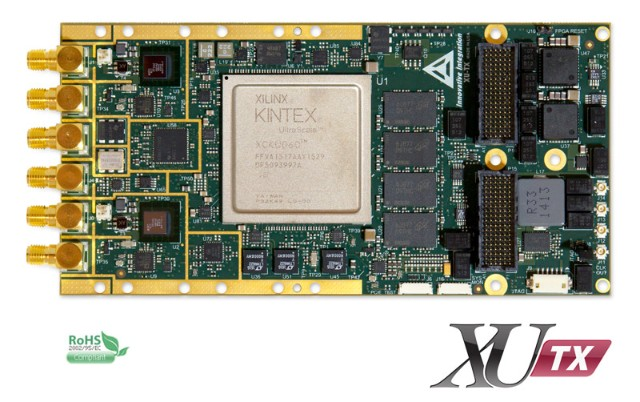Kintex Ultrascale FPGA Products