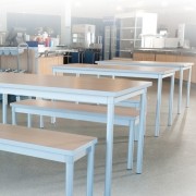 Gopak Enviro Tables and Benches