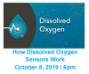 Do you know how Dissolved Oxygen Sensors work? A FREE Webinar