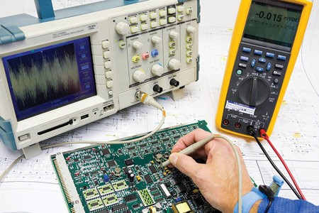 Test Instrument Calibration and Repair