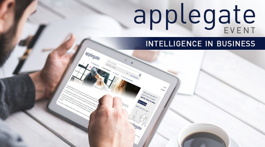 Intelligence in Business – An Applegate Event