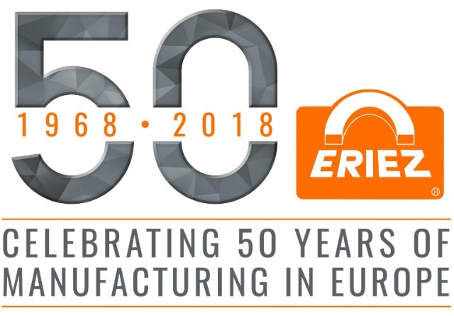 Celebrating 50 Years of Manufacturing in Europe