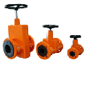 Hand Operated Pinch Valves