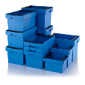 Stack Nest Plastic Containers